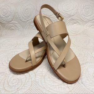 Cole Haan Nude Sandals